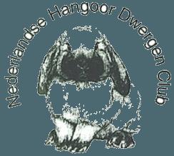 Logo Nederlandse Hangoor Dwergen Club
