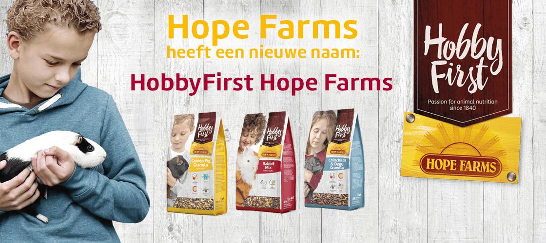 Hope Farms krijgt nieuwe naam